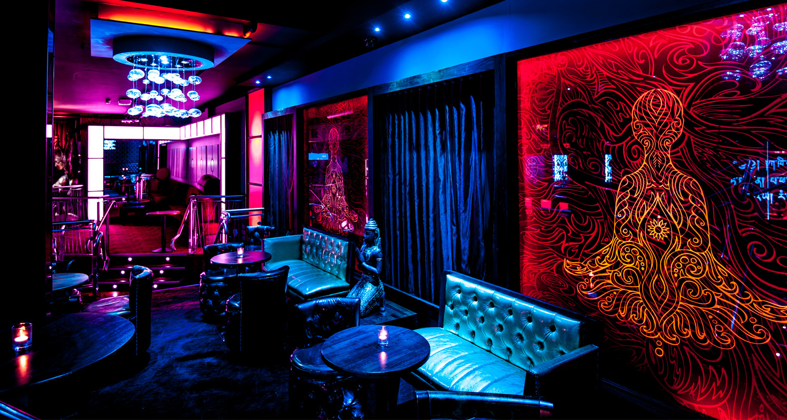 Nightclub Designers Uk